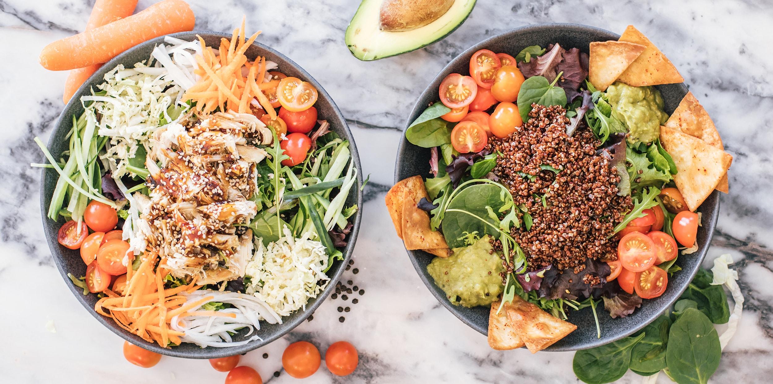 ideias para refeições saudáveis